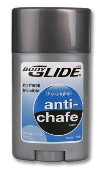 Body Glide Chafe protection