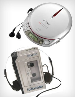 Sony Walkman & CD Player